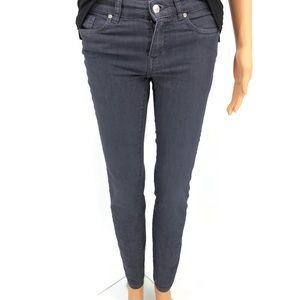 H&M LOGG Dark Blue Skinny Jeans  -Size 6